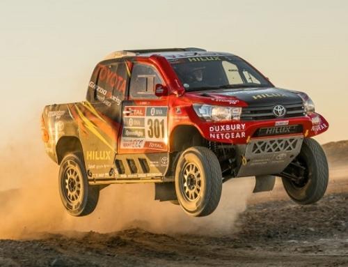 Edgecam helpt Toyota motorsport grenzen te verleggen voor de Dakar Rally